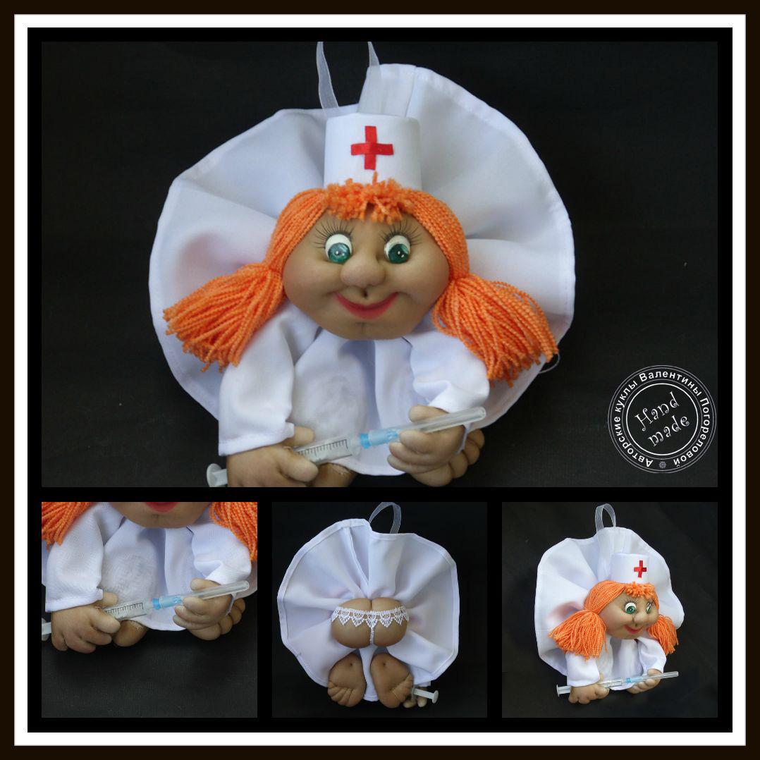 Куклы своими руками из колготок попик пошаговая инструкция