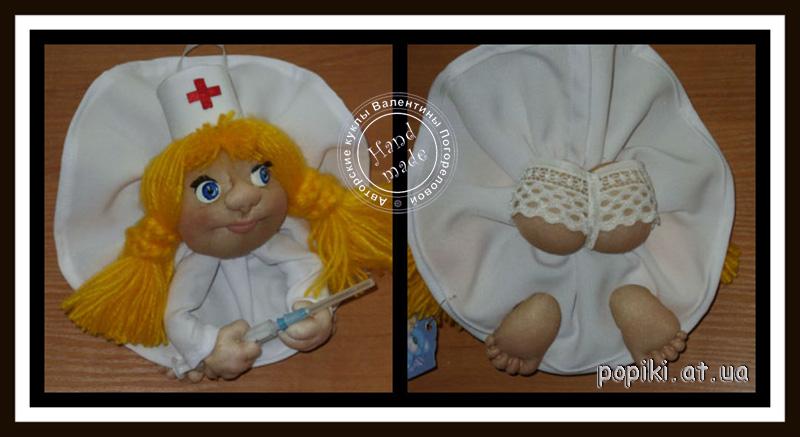 Куклы попики из колготок своими руками пошаговая инструкция с фото