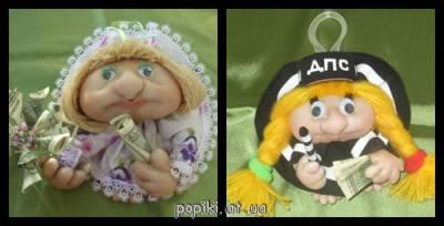 Как куклы-попики вошли в мою жизнь, куклы-попики, прикольные подарки